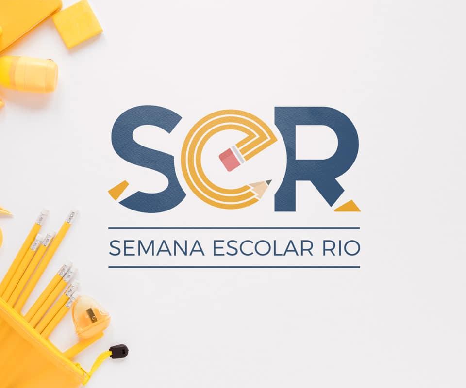 SER - Desenvolvimento da identidade visual e site do evento SER (Semana Escolar Rio) - Junt