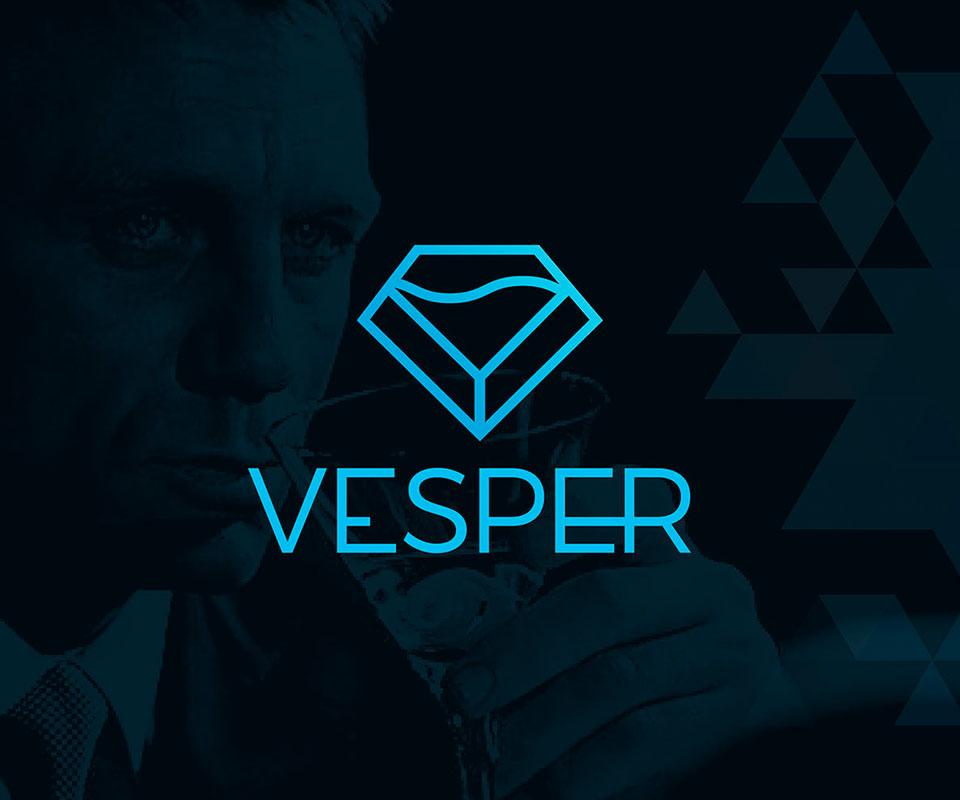 Vesper - aplicativo desenvolvido pela Junt