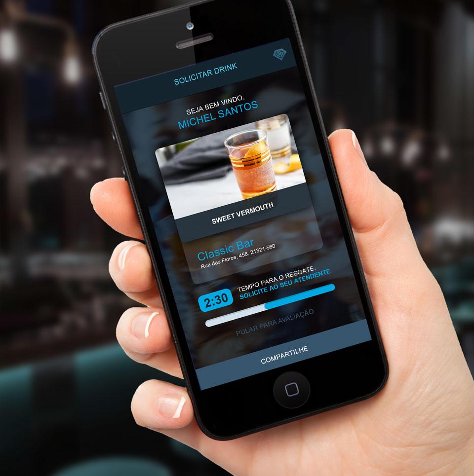 Vesper App - desenvolvido pela Junt